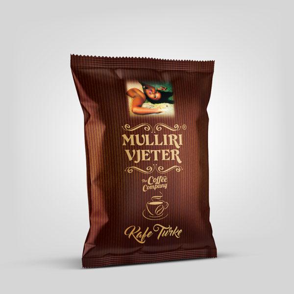 Mulliri Vjeter® Ground Roasted Turkish Coffee 100g