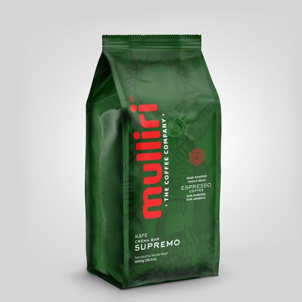 Mulliri® Espresso Crema Bar Supremo 1000g