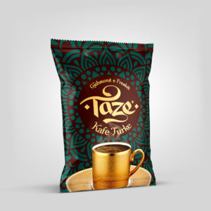 Taze® 100g - Ground Roasted Turkish Coffee